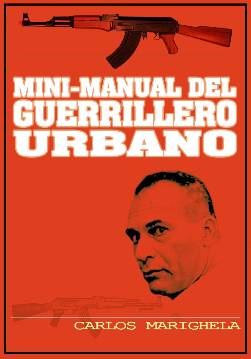 Manual do Guerrilheiro Urbano - Marighella